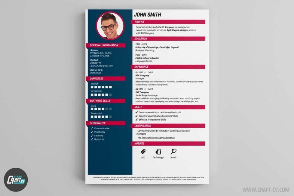 Resume : Examples For A Resume Best Word Cv Templates Action Verb ...