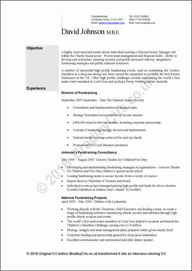 free resume examples australia