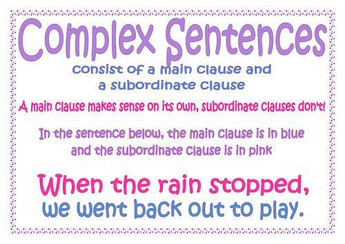 83 best sentence structure images on Pinterest | Sentence ...