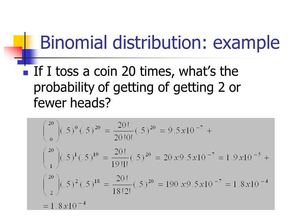 Introduction to Probability Distributions - ppt video online download