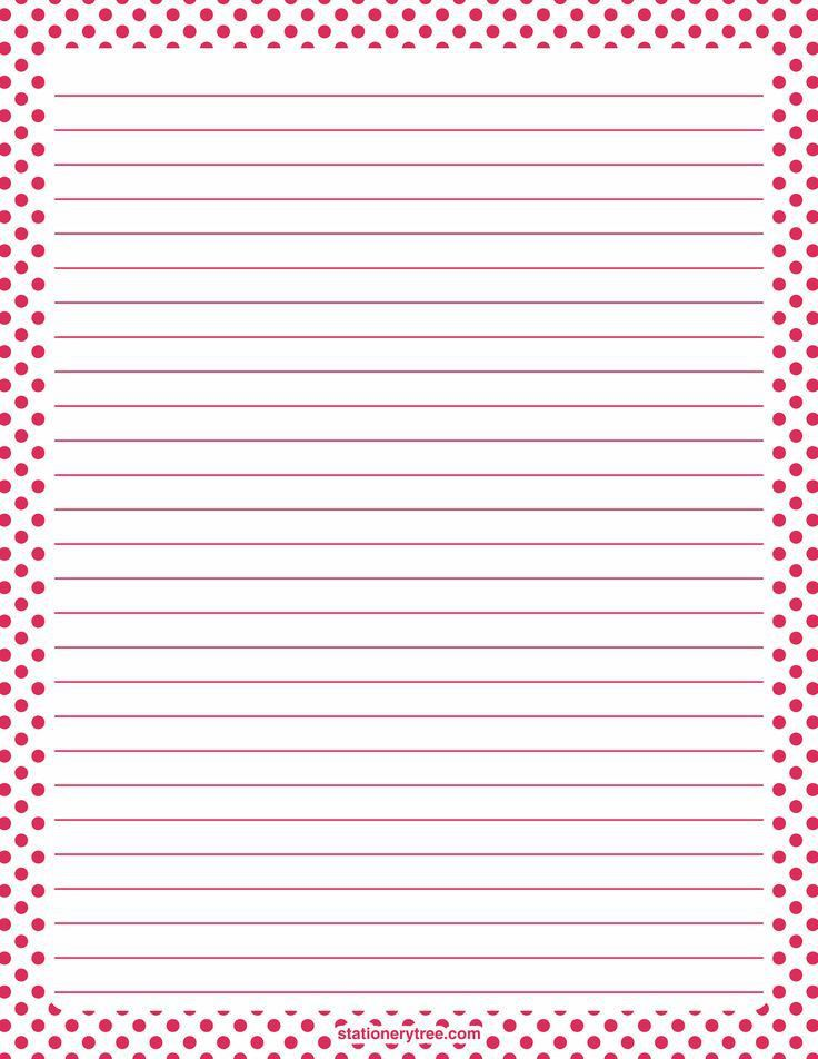 450 best ♥ Lined Paper Printables and Other Pretty Stationary too ...