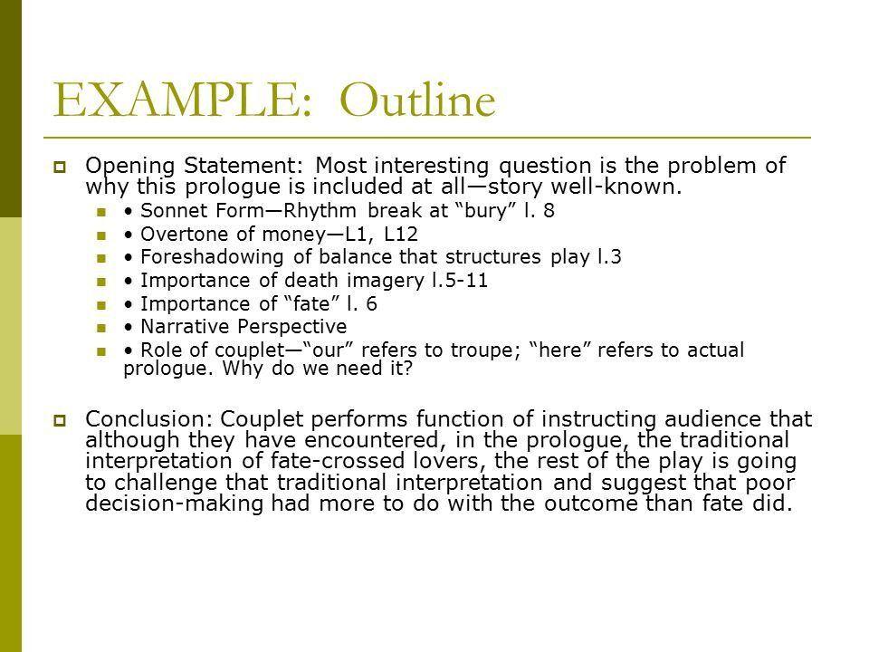 IB Oral (IOC) Outline Format - ppt video online download