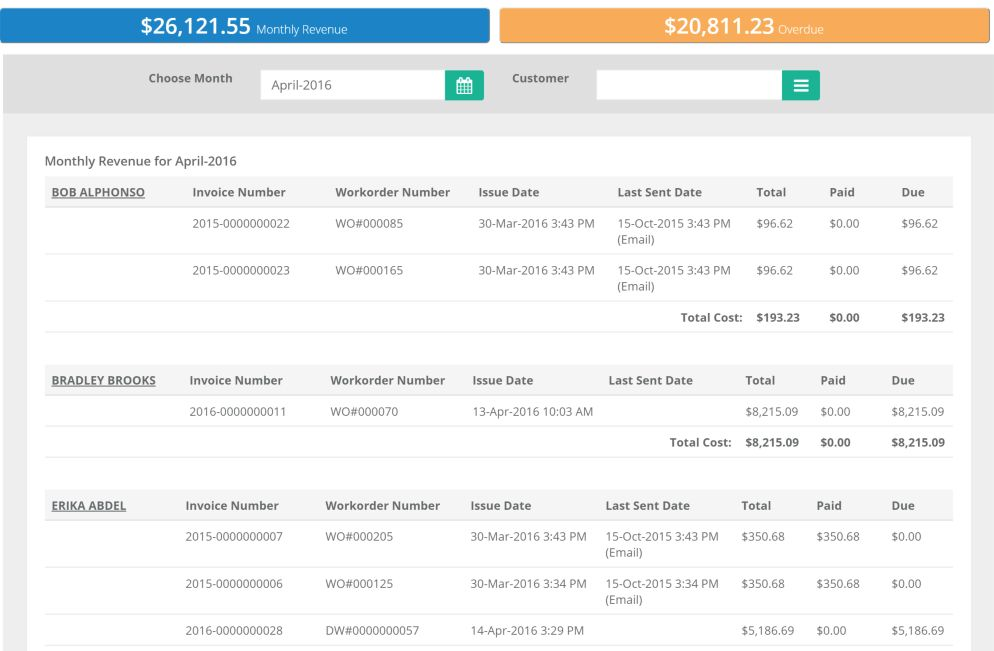Invoicing and Quoting Software - Free Access | Tract Systems