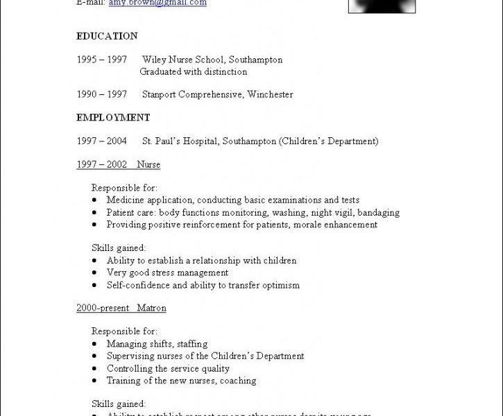 Stunning How To Write Your Resume 13 18 Best Images About How A CV ...