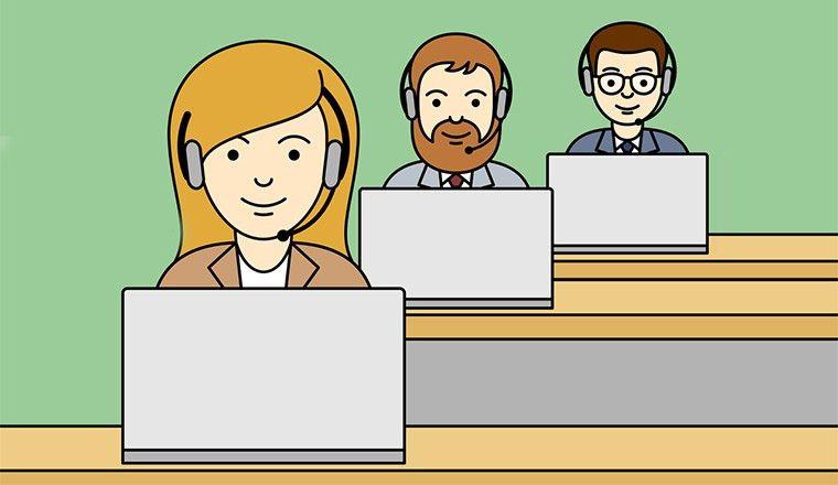 Call Centre Agent: Example Job Description