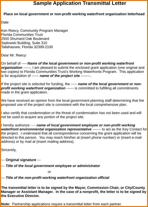 9+ letter of transmittal example | Job Resumes Word