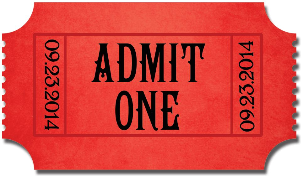 Admit-one-ticket-simplified | Bini Fund