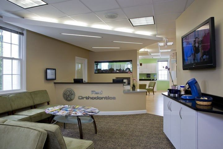 Orthodontics Office - R. Michael Cross Design Group