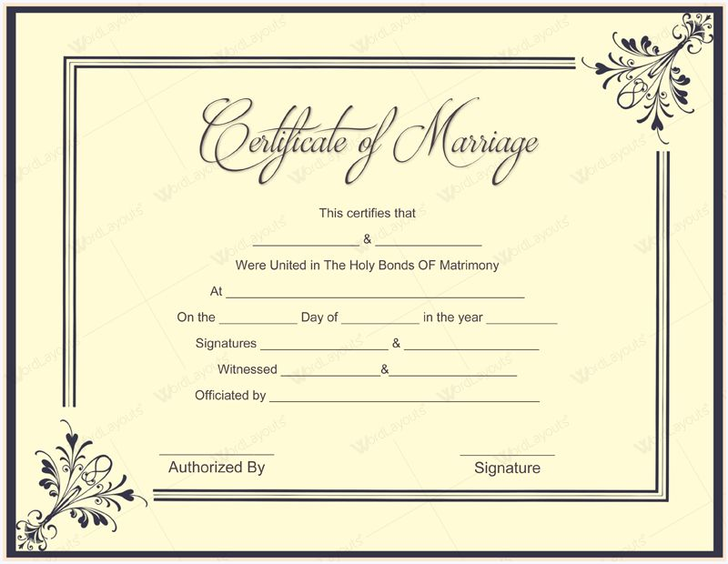 Microsoft office certificate templates certificates officecom ms office marriage certificate template microsoft office samples yadclub Image collections