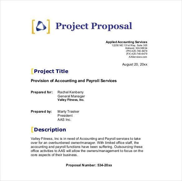 Business Proposal Template | ebook