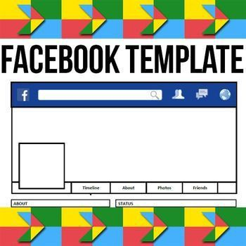 The 25+ best Facebook profile template ideas on Pinterest ...