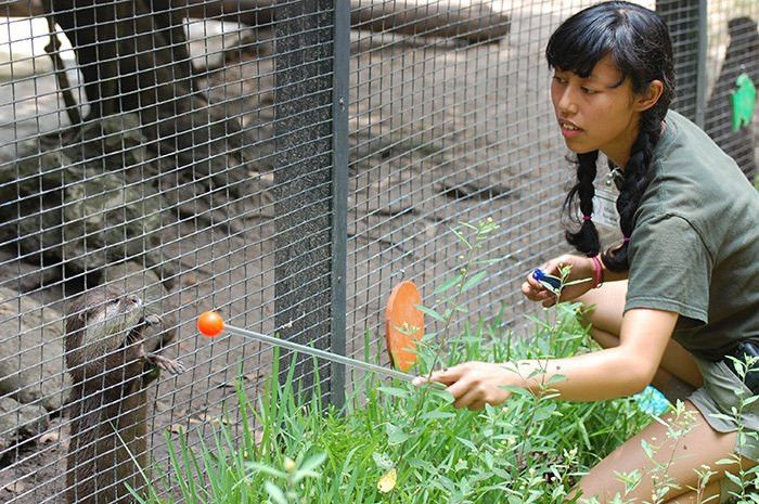 Zookeeper Day – more than just monkeying around!