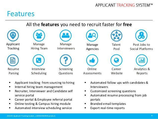 resume tracking system 8 things you need to know about applicant