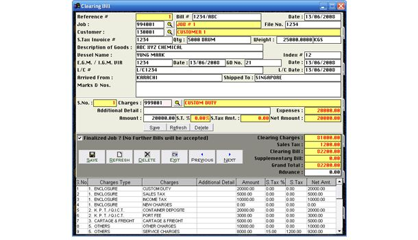 Accounting Software for Packers & Movers