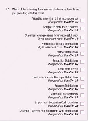 Redesigning Centrelink Forms: A Case Study of Government Forms ...