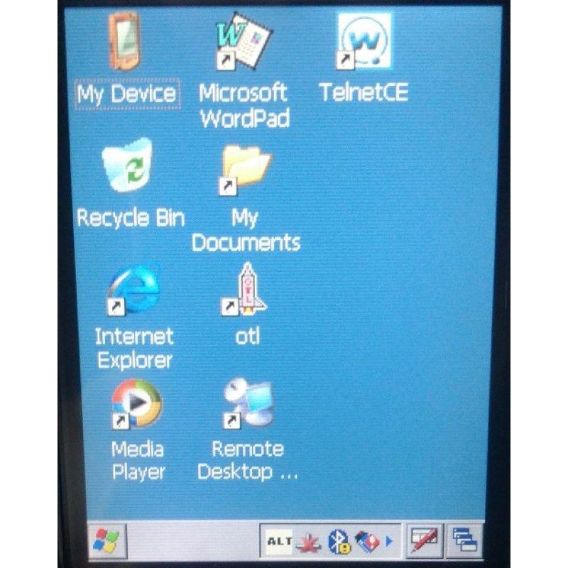 Motorola MC9090-GJ0HBEGA2WR Mobile Computer at Barcode-Arena.com