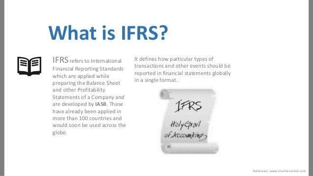 Prepare Balance Sheets and Profit & Loss A/c in IFRS format