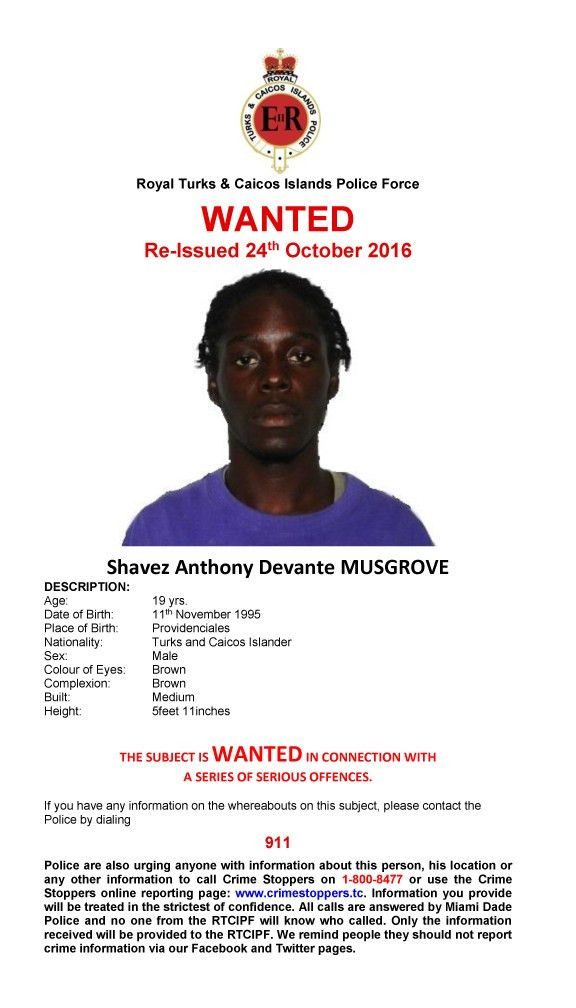Most Wanted – Crime Stoppers