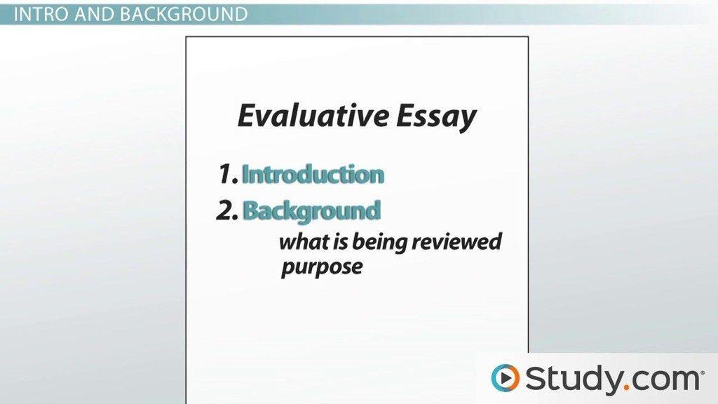 9th Grade Essay Basics: Types of Essay: Tutoring Solution - Videos ...