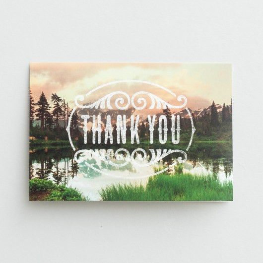 Christian Thank You & Appreciation Cards | DaySpring