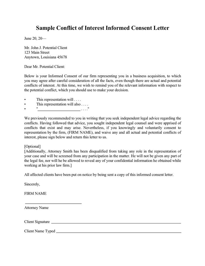 Sample Letter of Interest - download free documents for PDF, Word ...