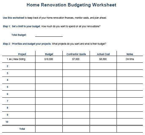 Best 25+ Home budget template ideas on Pinterest | Home budget ...