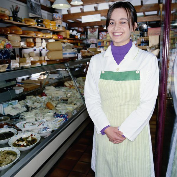Food Handlers Job Descriptions - Woman