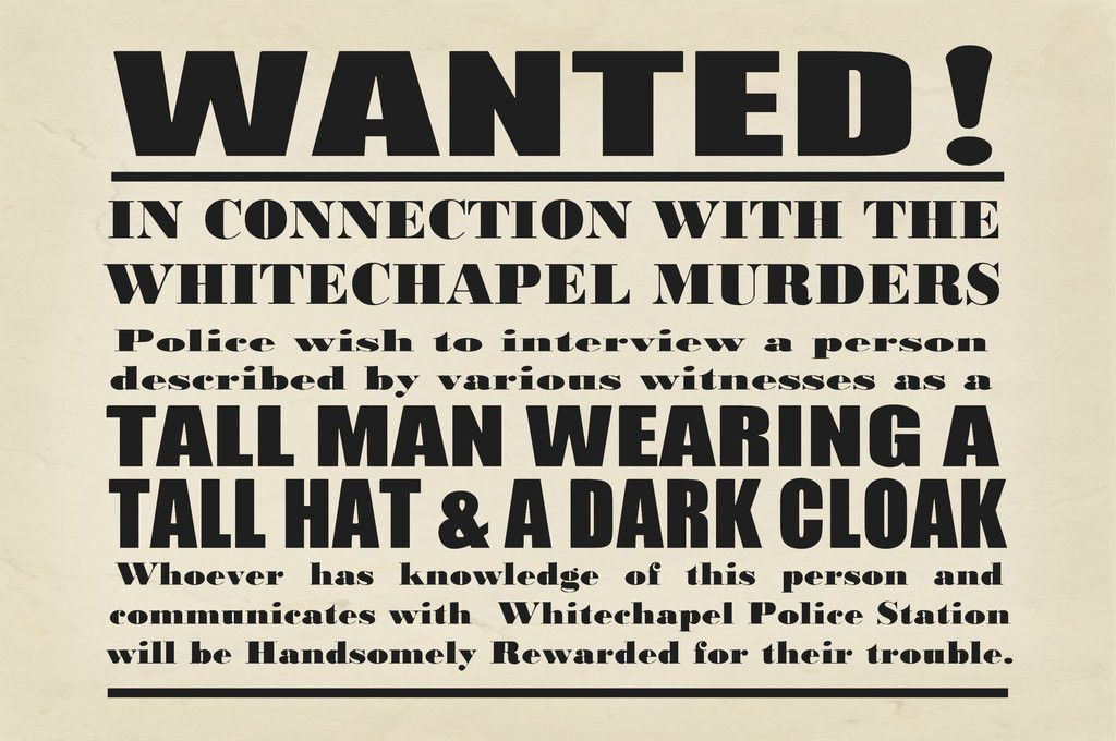 Wanted Poster Invitations | futureclim.info