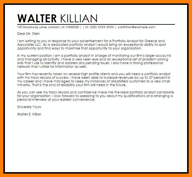 6+ cover letter for a portfolio | target cashier