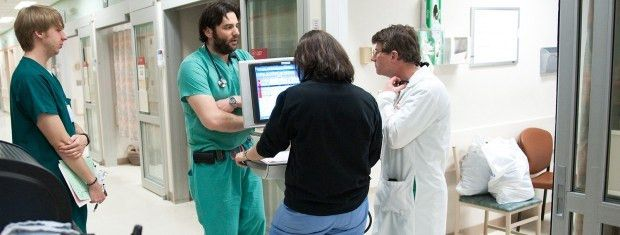 How Paramedics Could Improve Patient Care and Emergency Department ...