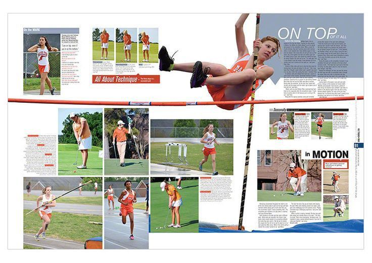 Best 20+ Yearbook sports spreads ideas on Pinterest | Yearbook ...