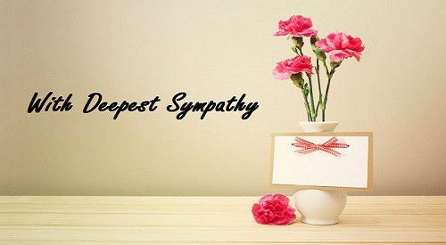 Sample Sympathy Letters; Ready To Use Comforting Words of Sympathy