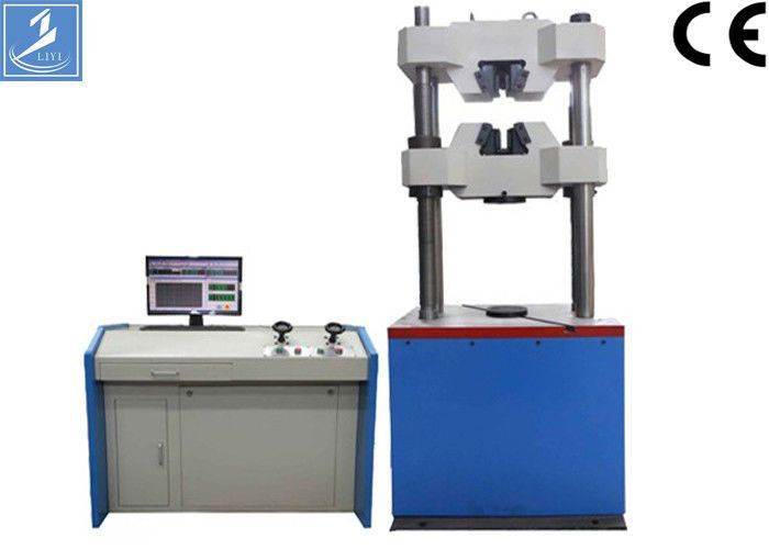 Computer Rubber Tensile Testing Machines 1000KN With Panasonic ...