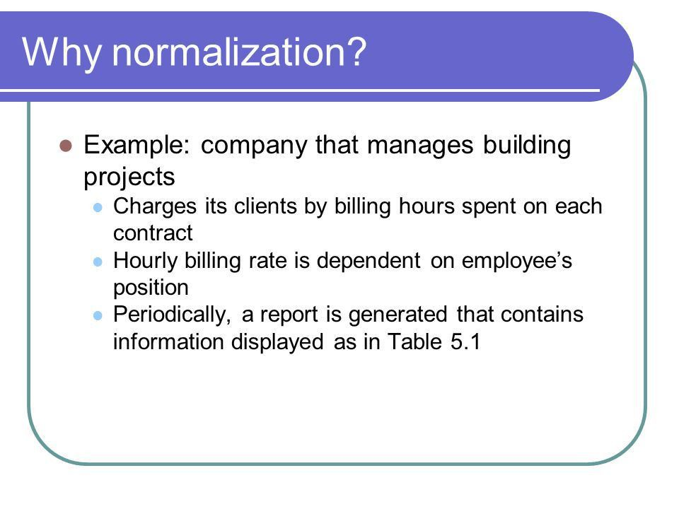 DBS201: Introduction to Normalization - ppt download