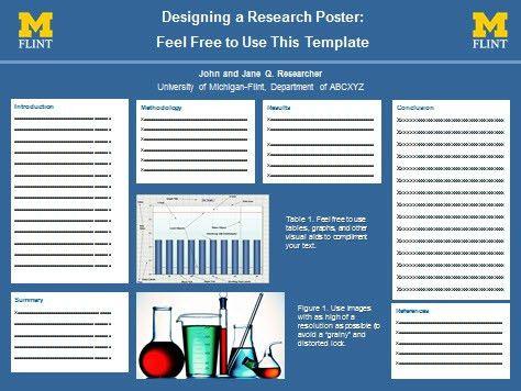 Poster Printing | University of Michigan-Flint