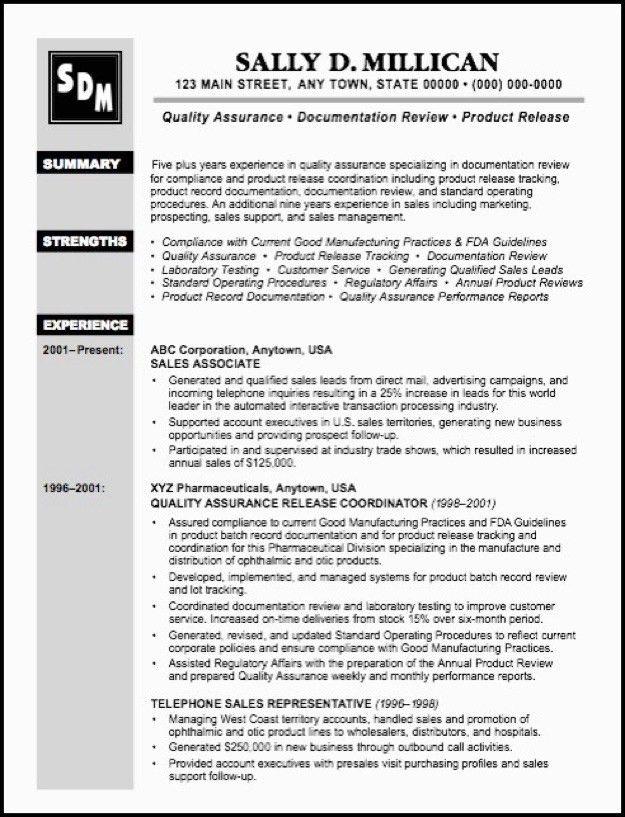 qa sample resume resume cv cover letter qa sample resume. 2017 ...