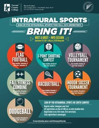 14242 intramural sports flyer v3 14243 by Axel - issuu