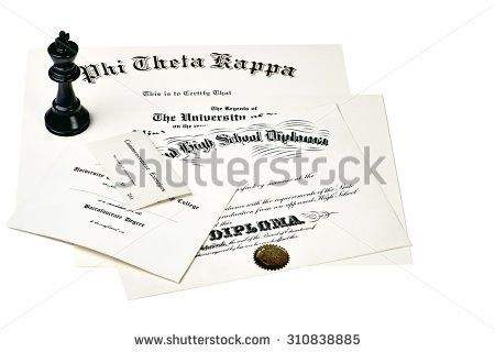 Honor Roll Certificate Stock Images, Royalty-Free Images & Vectors ...