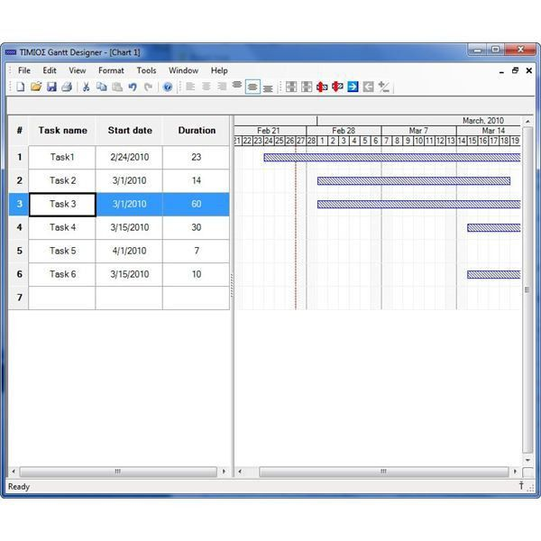 Gantt Chart Examples, Tutorials, and Templates – Free Downloads ...