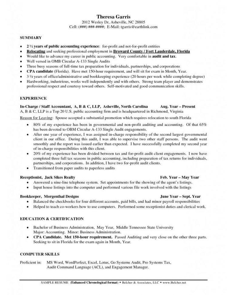 Financial Representative Sample Resume Investment Representative