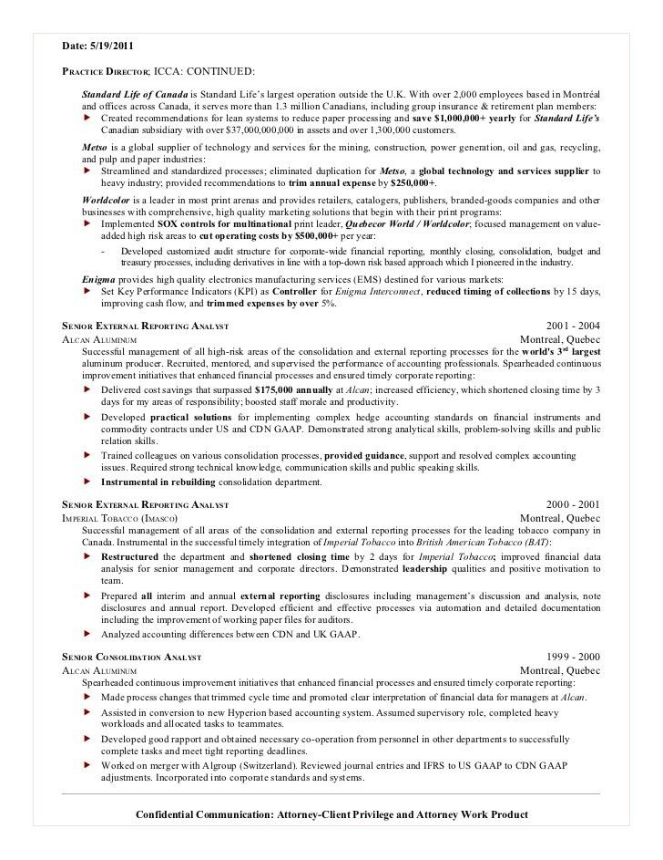 Cpa Resume - uxhandy.com