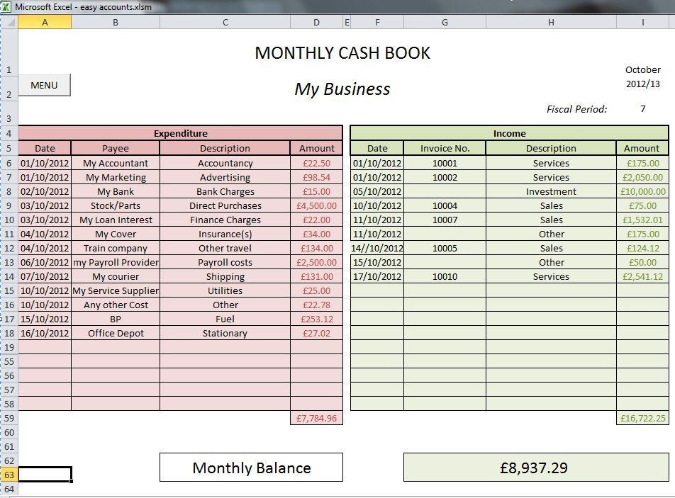 cash-accounting-spreadsheet-free