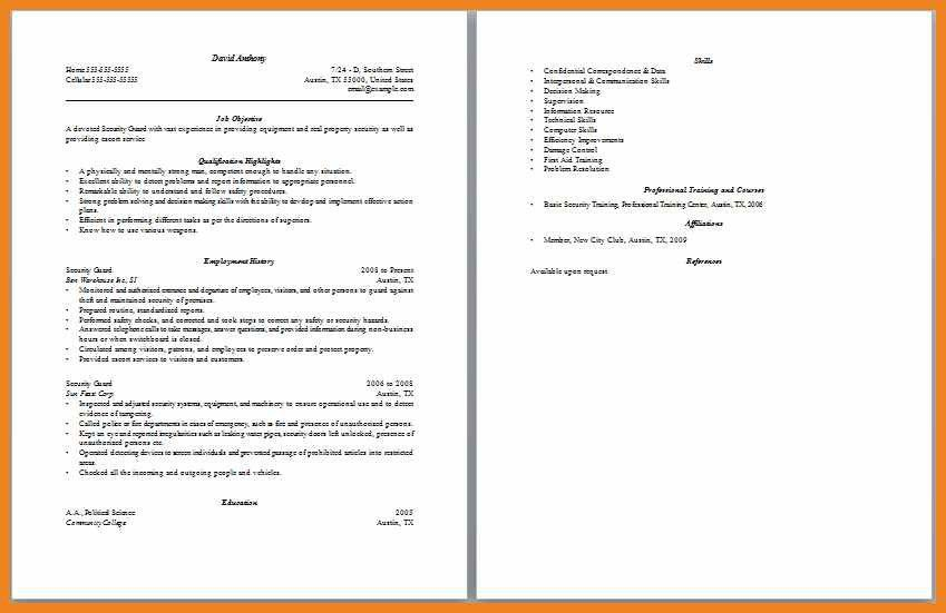 Resume For Teller. resume format examples 7 resume format examples ...