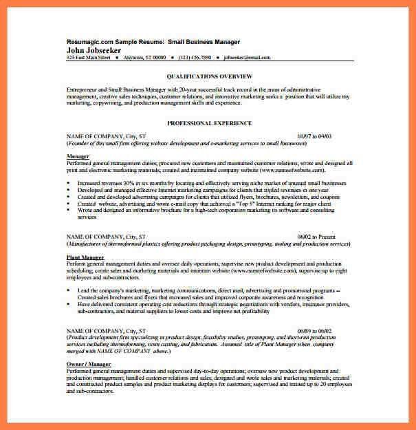 7+ company resume template | Company Letterhead