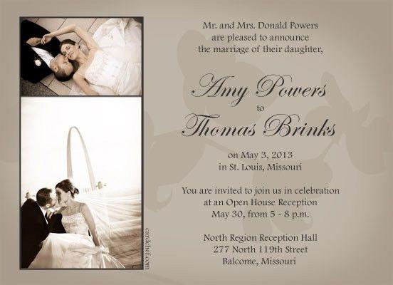 Card Invitation Ideas. Beautiful Sample Of Wedding Invitation ...