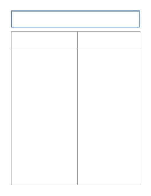 10 Best Images of Triple T- Chart Graphic Organizer - Blank T ...