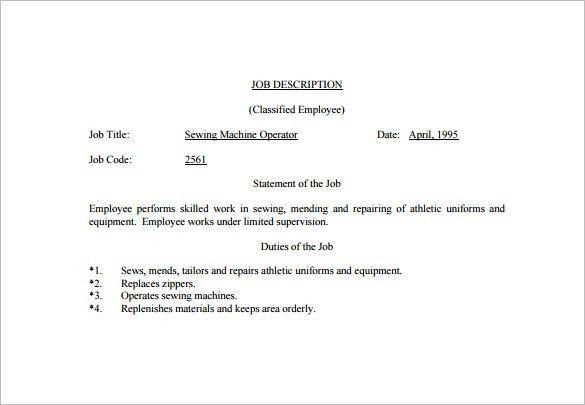 resume design. warehouse machine operator resume samples cnc ...