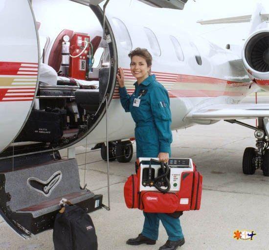 Medical Flight Crew | Advanced Air Ambulance