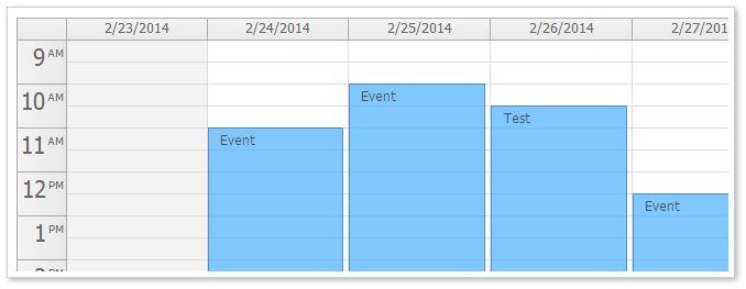 HTML5 Event Calendar/Scheduler - CodeProject
