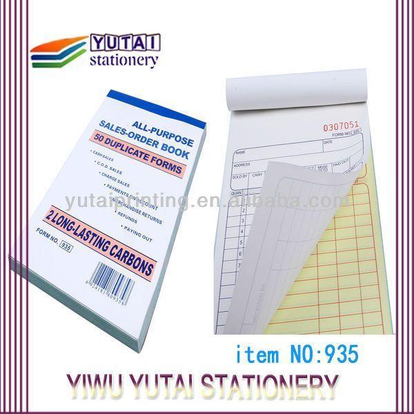 Sample Billing Invoice Printing Print On Demand Book - Buy Sample ...